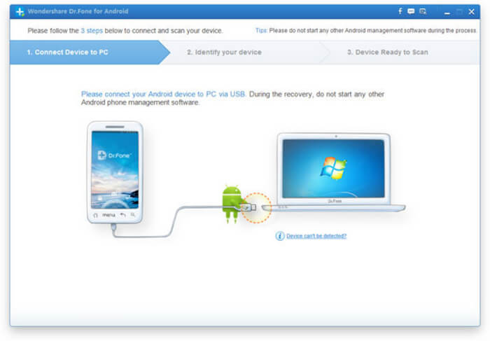 How to recover delete messages from android smartphone