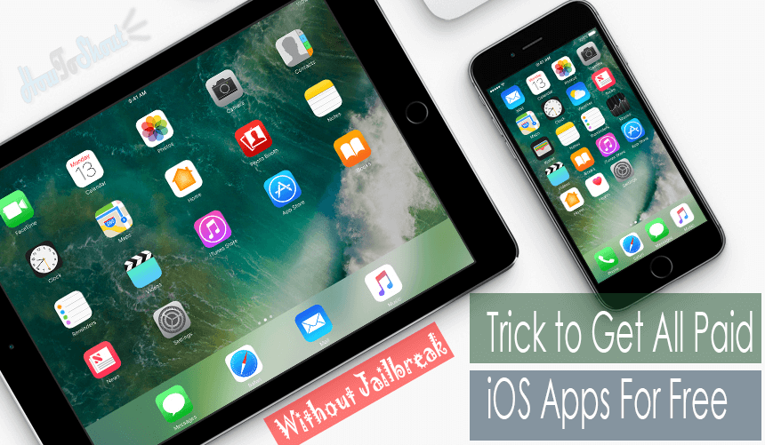 install paid iOS apps for free on iPhone