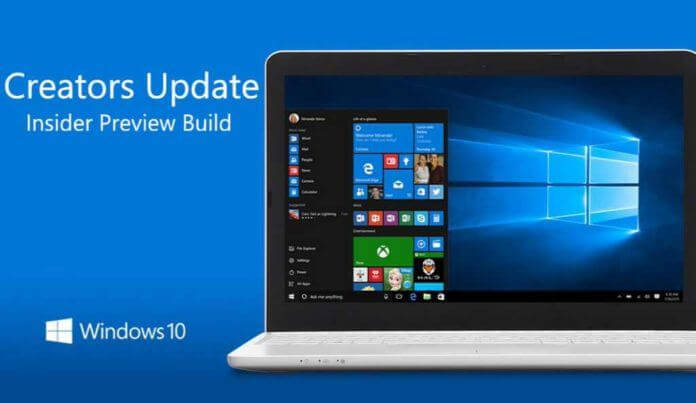 Download Windows 10 Insider Preview Build 14986 ISO